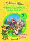 VACACIONES PARA TODOS 3 STILTON  EDICION 2012