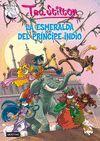 LA ESMERALDA DEL PRINCIPEINDIO    TEA STILTON 12