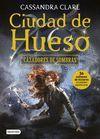 CAZADORES DE SOMBRAS 1. CIUDAD DE HUESO (RUSTICA)