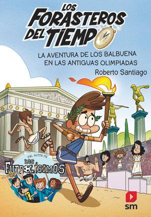 LOS FORASTEROS DEL TIEMPO 8