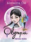 OLYMPIA 1 PUNTERAS NEGRAS