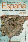 BREVE HISTORIA DE ESPAÑA  2013