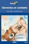 DEMONIOS CAMISETA  TCAN AZ6+  15