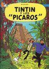 TINTIN Y PICAROS   TINT CART  23