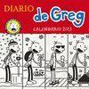 DIARIO DE GREG  CALENDARIO 2013