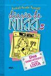 DIARIO DE NIKKI 5  O.VARIAS      MOLINO