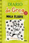 DIARIO DE GREG 8 MALA SUERTE   8 MOLINO