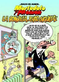 LA BOMBILLA ...CHAO CHIQUILLA MAGOS DEL HUMOR 149