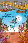 EL REGALO DE LA HIJA DELREY    GUAPAS LISTAS Y VALIENTES 3