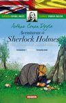 AVENTURAS DE SHERLOCK HOLMES ESPAÑOL/INGLES
