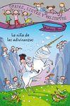 LA NIÑA DE LAS ADIVINANZAS GUAPAS LISTAS Y VALIENTES 6