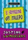 JUSTINO LUMBRERAS ELFANTASMA DEL MUSEO  EDEBE 2