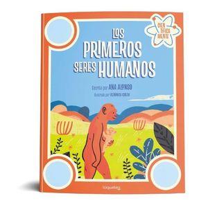 LOS PRIMEROS SERES HUMANOS JUV20