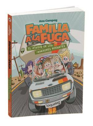 FAMILIA A LA FUGA 4 INF JUV CAST ED20