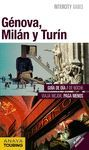 GENOVA MILAN TURIN  ED. 2012  INTERCITY GUIDES
